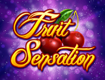 Fruit Sensation на зеркале клуба